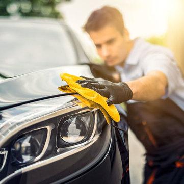 Nettoyage haut de gamme pour tout véhicule