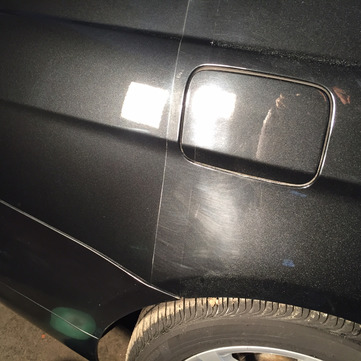 Polissage de voiture à Bègles